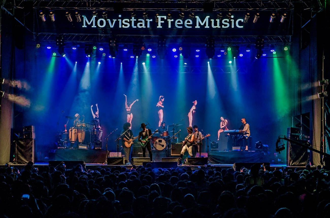 Movistar Free Music