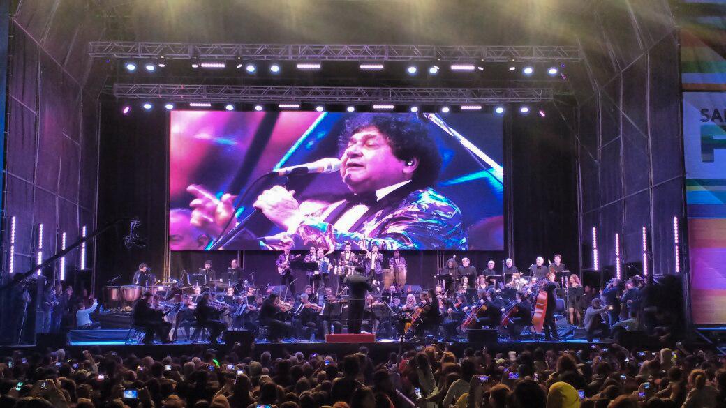 Rosario - Los Palmeras y Filarmonica