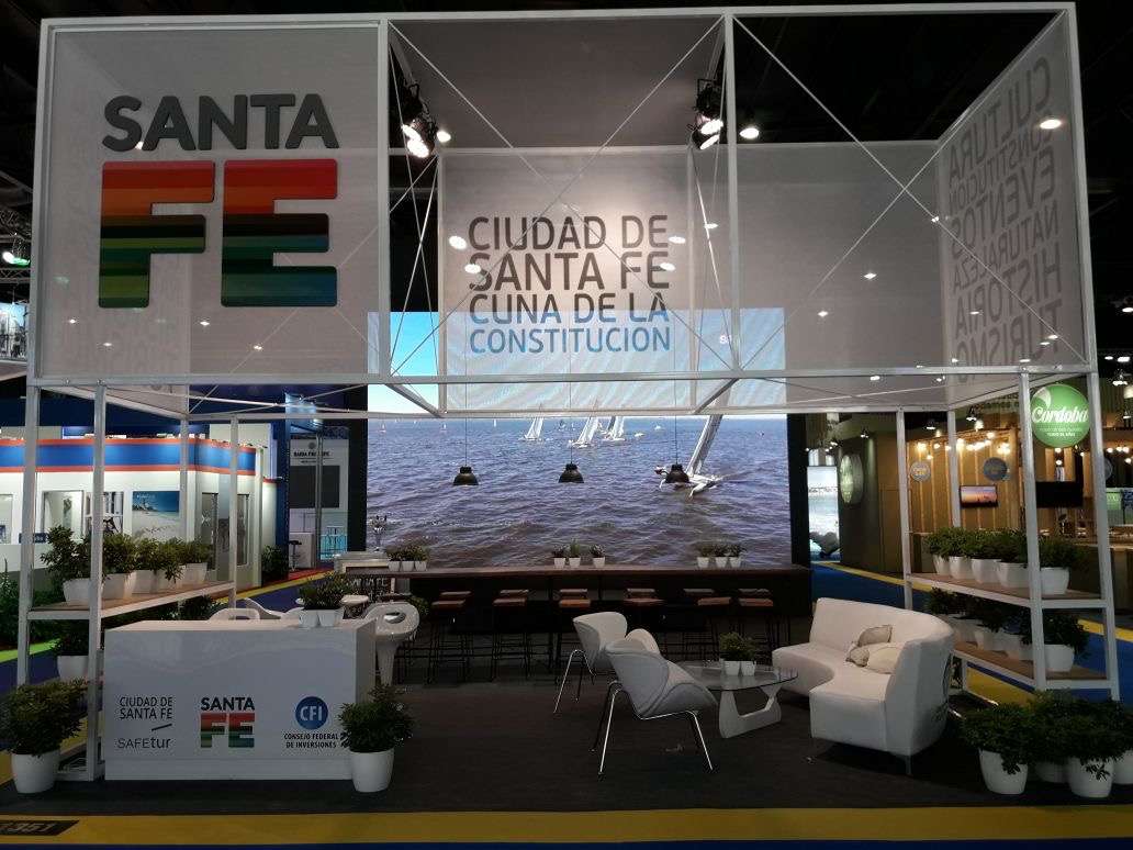 FIT - Stand Sta Fe Ciudad