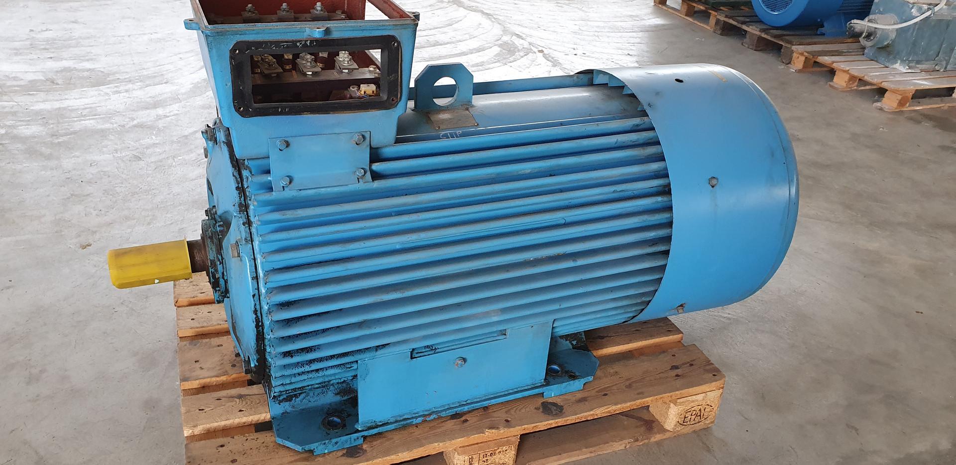 motore trifase Brook Hansen