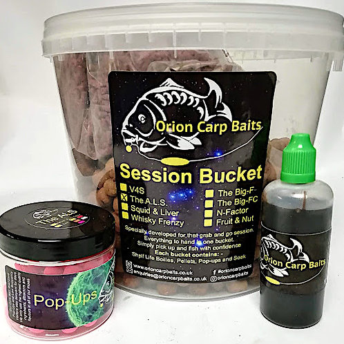 ALS (Active Liver System) Session Bucket