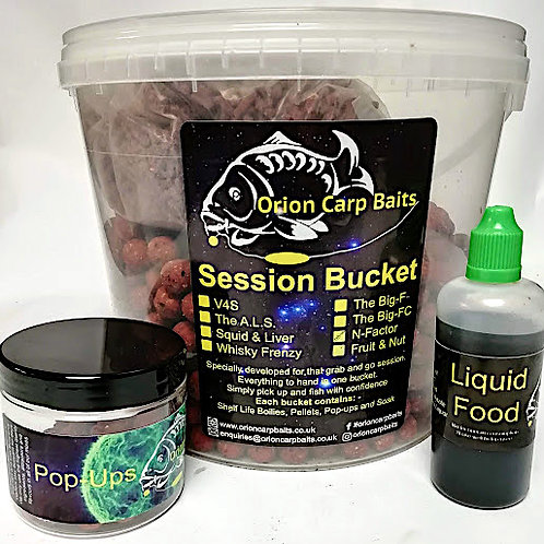 N-Factor Session Bucket