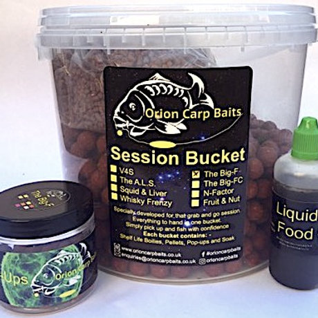 The Big-F Session Bucket