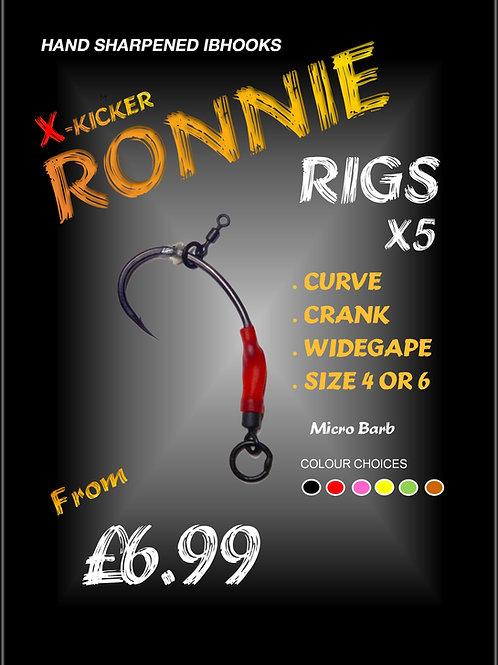 X-Kicker Ronnie Rig