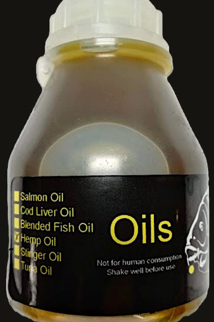 Hemp Seed Oil (Cold Compressed)