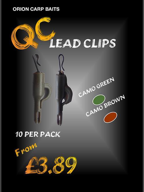 QC Hybrid Lead clips
