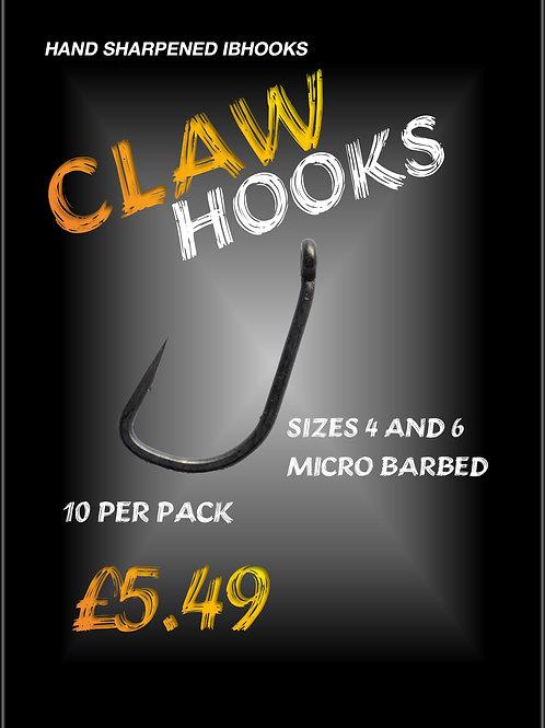 Claw Hooks (Hand Sharpened)