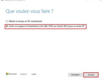 Réinstaller complètement son PC sous Windows 10