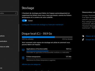 Configurer la suppression automatique des fichiers inutiles en 3 min