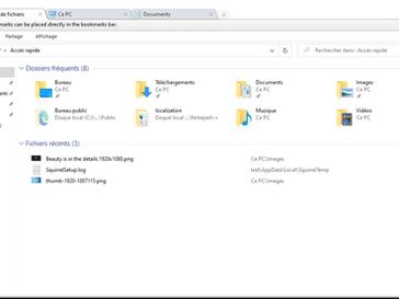 Ajouter des onglets à l'Explorateur Windows
