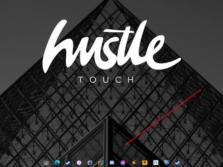 Customise ta barre des tâches Windows en Transparent