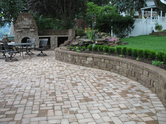Clay-Concrete-Pavers