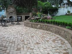 Clay-Concrete-Pavers