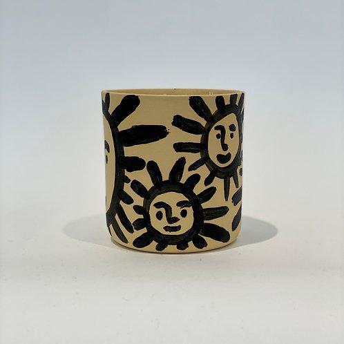 Sunshine Mug by Carissa Potter