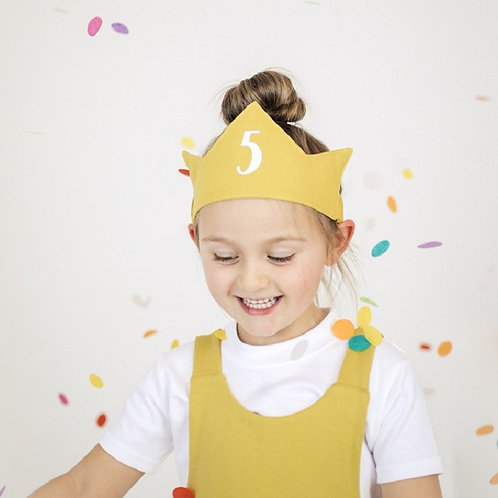 Personalised Celebration And Milestone Crown