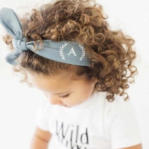 Personalised Headband Knot