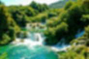 Waterfalls-in-Krka-National-Park-Krka-Cr