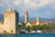 City_of_Trogir_and_the_Tower_of_the_Kame