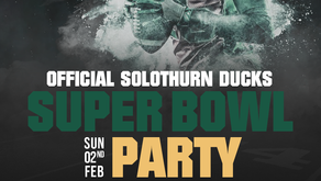 Official Ducks Super Bowl Party