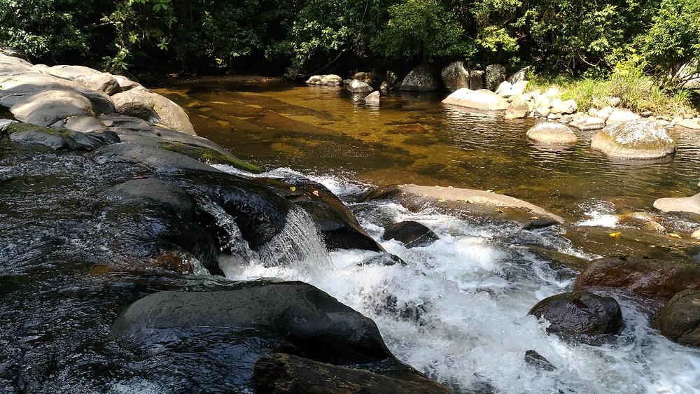waterfall ubatuba