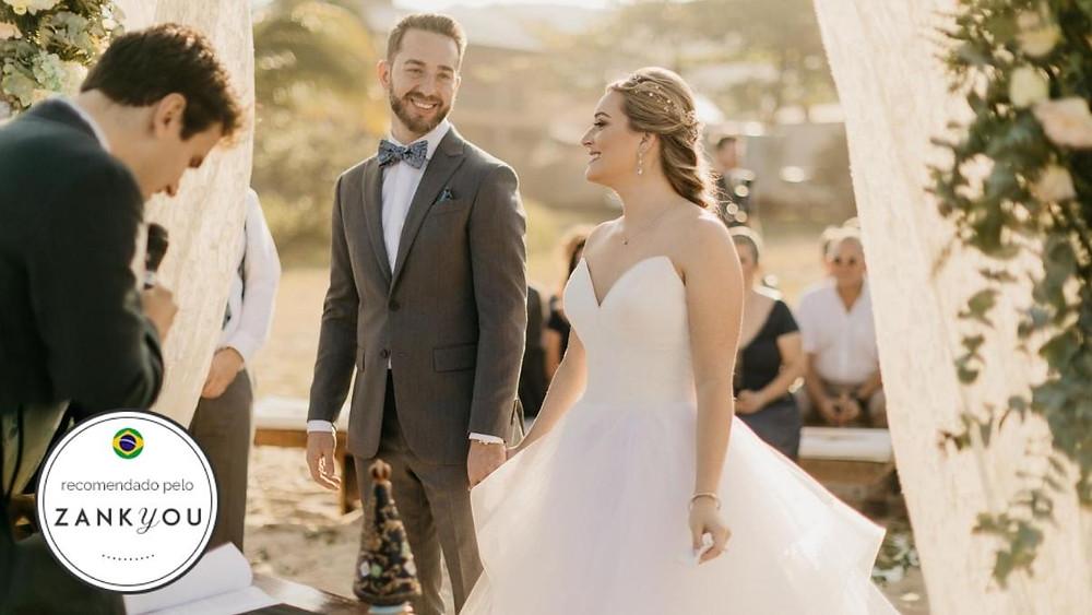 celebrante de casamento recomendado zankyou
