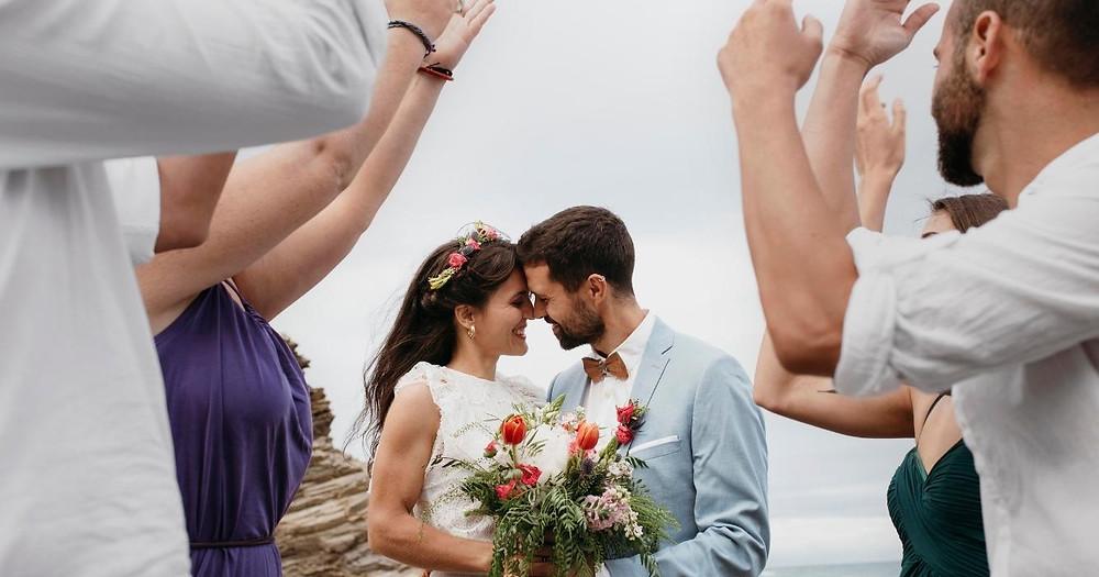 casamento bem organizado