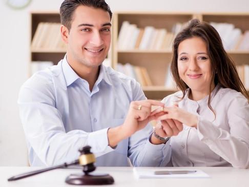 Passo-a-passo do casamento religioso com efeito civil