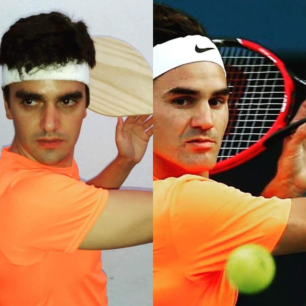 Roger Federer Ubatuba