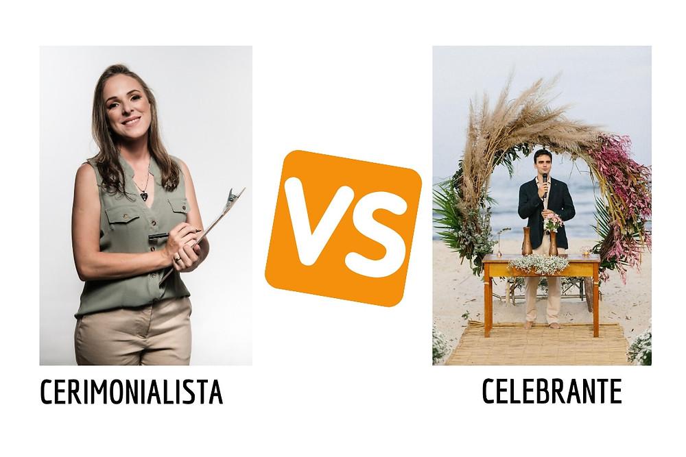 diferença cerimonialista celebrante