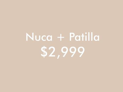 Nuca + Patilla (3 Sesiones)
