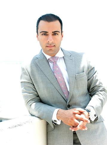John Reza Parsiani Miami Top Real Estate Broker  Aria Reserve Miami