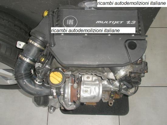 Motore Fiat 1.3 Mjt 199a9000