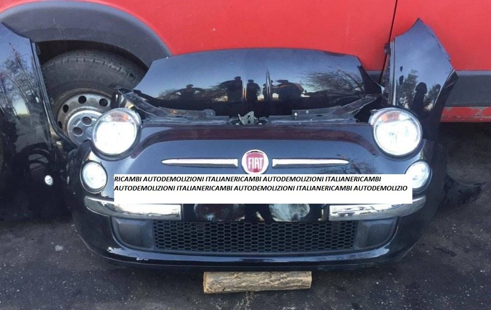 Musata Fiat 500