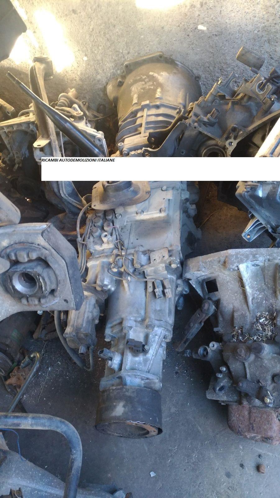 Cambio Mitsubishi Pajero Codice Motore 4d56