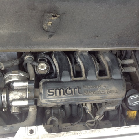Motore Smart 600 Codice 13B