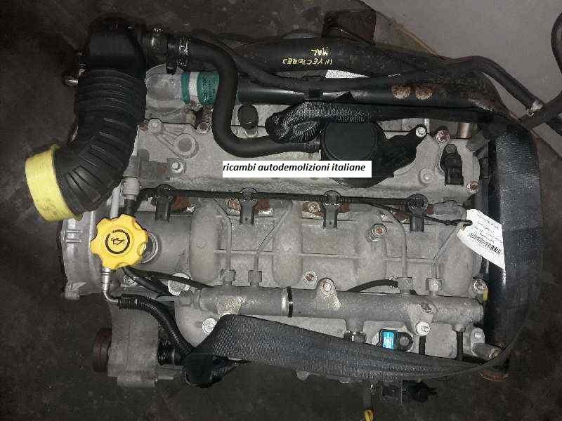 Motore chrysler 2800 Codice 2.8L