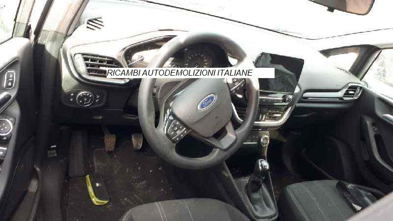 Kit Cruscotto Airbag Ford Fiesta 2018