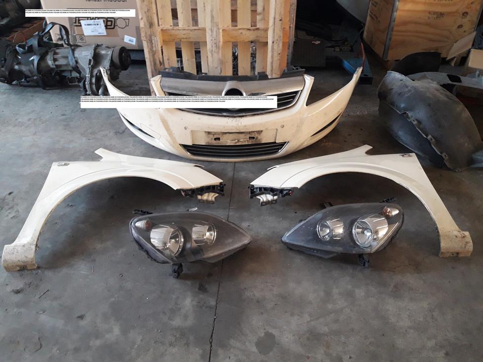 Musata Opel Zafira