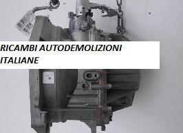 Cambio Alfa romeo Mito codice motore 955a3000