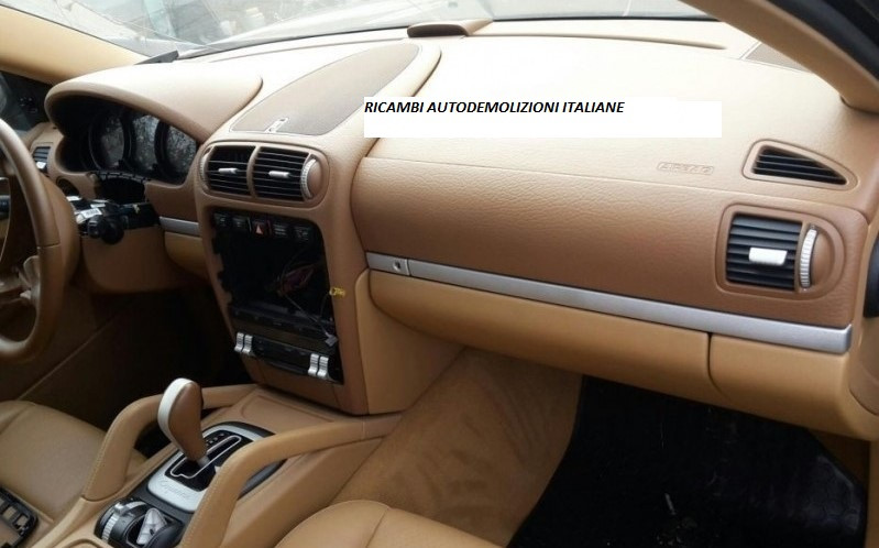 Kit Cruscotto Airbag Porsche Cayenne