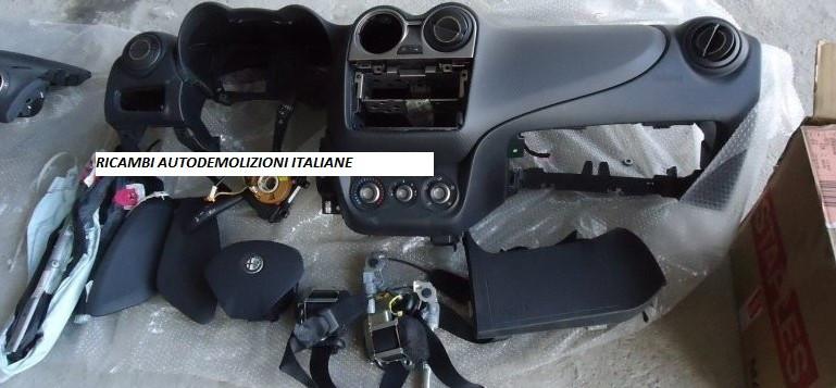 Kit Cruscotto Airbag Alfa Romeo Mito