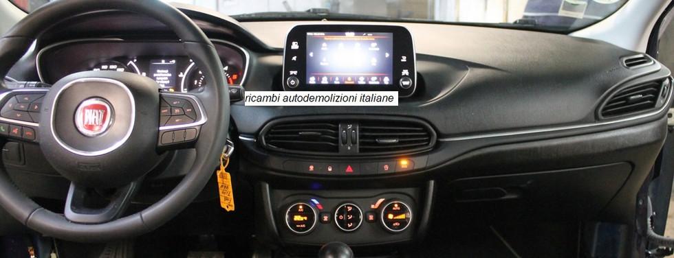 Kit Cruscotto Fiat Tipo con Navi