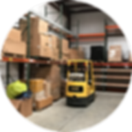 pgs warehouse forklift