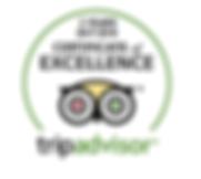 TripAdvisor excellence 3-Yrs 2017-2019.p