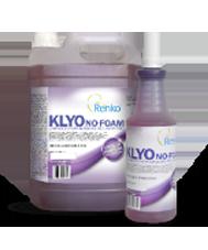 Klyo No Foam - Limpador para Maquina Lavar Piso