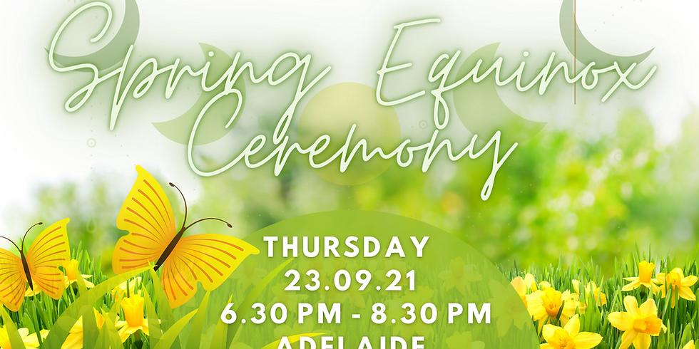 Spring Equinox Ceremony (Ostara)