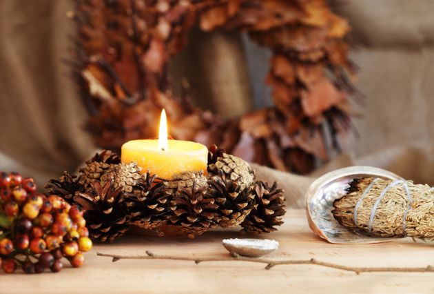 Decorating your home for Samhain