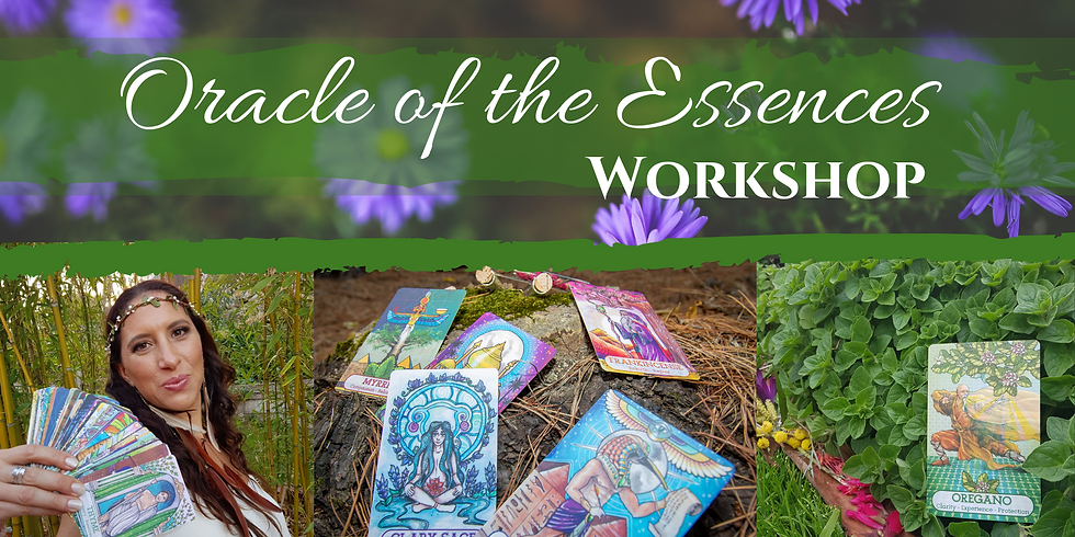 Oracle of the Essences Workshop
