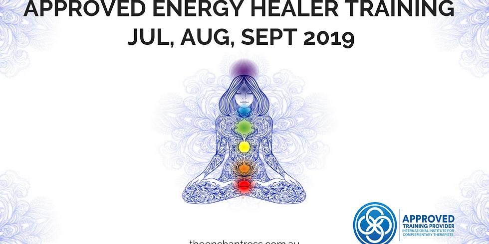 ENERGY HEALER PRACTITIONER COURSE
