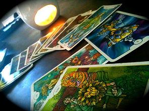 Tarot Card Reading in Blackwood